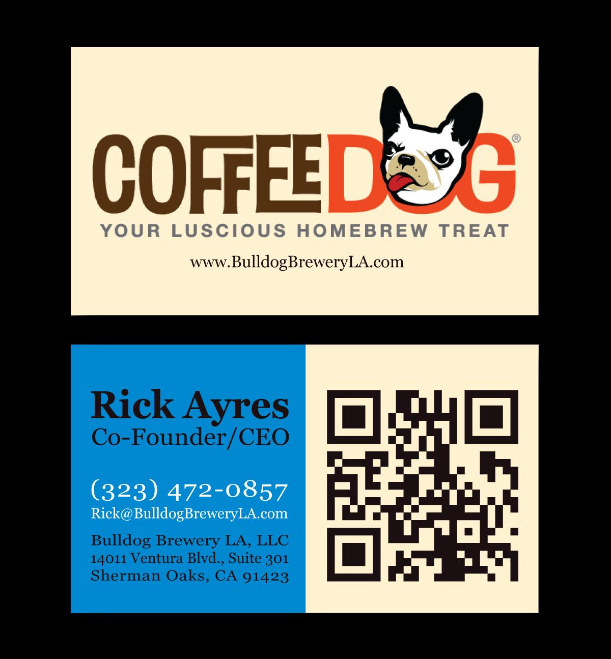 Bulldog Brewery LA, LLC | CoffeeDog Kit