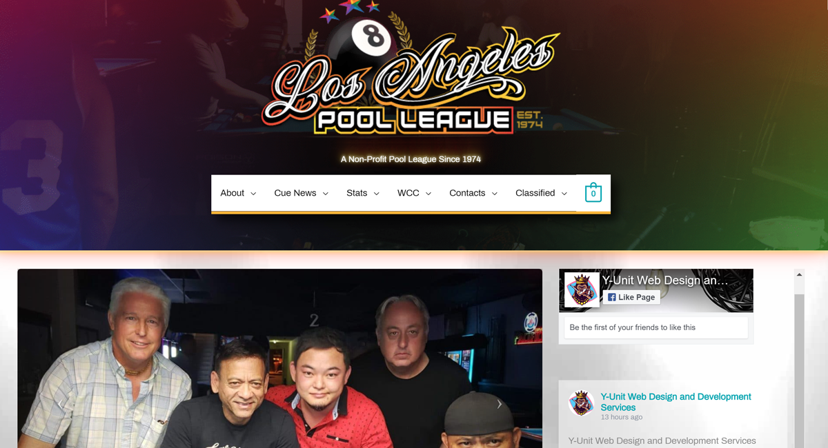 Los Angeles Pool League