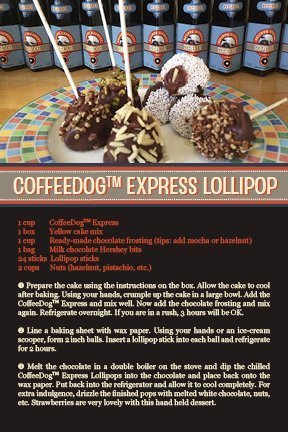 CoffeeDog Cookbook (Y-Unit.com)